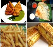 Vegetarian Street Food
