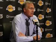 Lakers Vs. Wizards: D'Antoni On Steve Nash's Impact, Fight With Nick Young, Jordan Hill