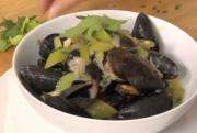 Mussels Cooked the Right Way