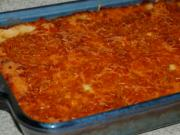 Hash Brown and Cheddar Cheese Casserole
