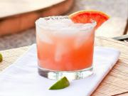 Red Grapefruit Margarita