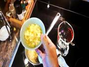 Google Glass Egg Drop Soup