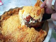 Vickie's Tomato-Basil Pie