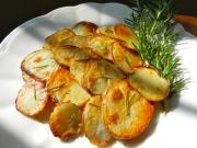 Roasted rosemary potatoes work as a side dish perfectly