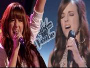 The Voice 2014 Season 6 (USA): Christina Grimmie Vs. Kaleigh Glanton