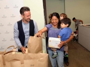 David Arquette is head-long into a noble cause.