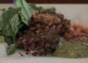 Vegan Quinoa and Black Bean Croquettes