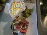 Easy Homemade Hamburgers