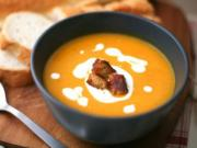 Pumpkin Soup With Chicken Stock