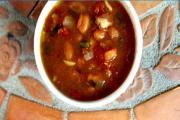 Homemade Borracho Beans