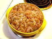 Microwaved Eggplant Casserole