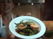 Shrimp With Green Beans And Tomatoes