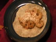 Mexi-Cajun Seasoned Shrimp Fajita Tacos