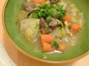 Herbed Lamb Stew