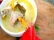 Foodie in Panama: Sancocho de Gallina Dura
