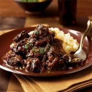 Braising beef shoulder tenderizes the meat to form a delicious recipe