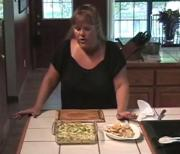 The Home Grown Gourmet  - Artichoke Dip