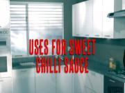 Uses for Sweet Chilli Sauce
