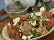 Layered Italian Chef Salad