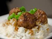 Once a Week Turkey Meatballs