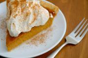 Cinnamon Vanilla Pie