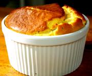 Mock Cheese Souffle