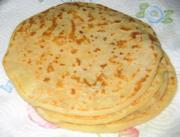 Paratha -Popular item in a sikh menu