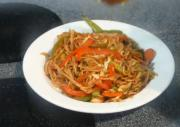 Stir Fried Veg Noodles