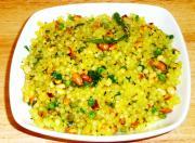 Delicious Sabudana Khichdi