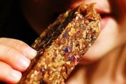 Eating energy bar for taste is extremely unhealthy