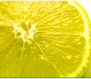Lemon is good for cleansing liver