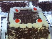 Mock Black Forest Cake