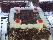 Mock Black Forest Cake