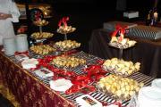 wedding food for hungry