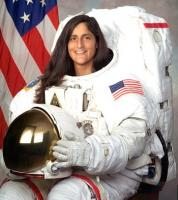 sunita williams to carry Indian Sweets to space?
