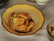 Rosalie's Apple Dumplings with Brown Sugar Syrup