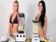 Mixing Batter and Bread Dough - Blendtec Vs Vitamix - The Blender Babe Reviews