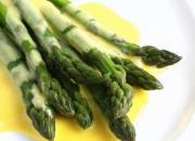 Asparagus With Sour Cream