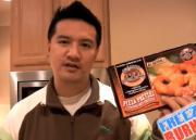 Kim & Scott's Gourmet Pretzels Pizza Pretzels