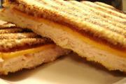 Favorite PB and Apple Sandwich