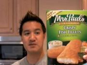 Mrs Paul's Crispy Fish Fillets Review
