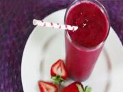 How to Make a Healthy Berry Smoothie