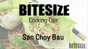 Details Of San Choy Bau