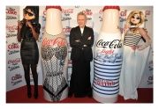 Jean Paul Gaultier desings new Diet Coke bottles.