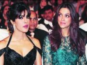 "Deepika Padukone Reacts to Priyanka's Ramleela Item Song ""Ram Chahe Leela"""
