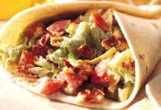 Burrito Sandwiches