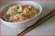 Quick and Easy Egg Fried Rice
