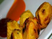 Potato Fritters/Potato Bonda
