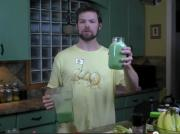 Green Power Breakfast Smoothie (Organic & Vegan)