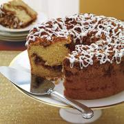 Sour Cream Coffee Cake